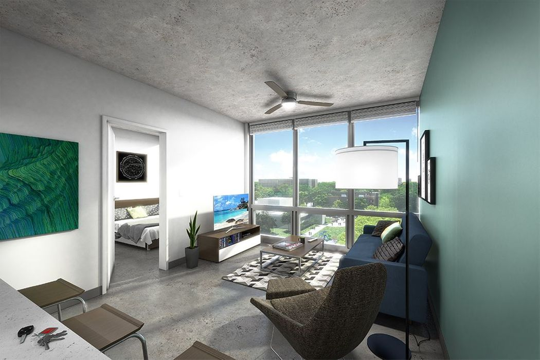 Student accommodation photo for Vue 53 in South Side, Chicago, IL
