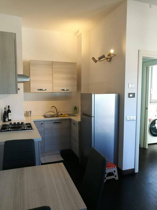 1-Bedroom apartment near Politecnico di Milano - School of Design