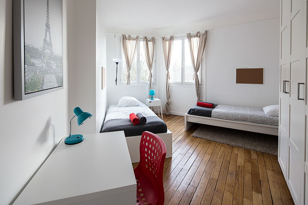 Student accommodation photo for 13 Rue Albert Sorel in Rive Gauche, Paris