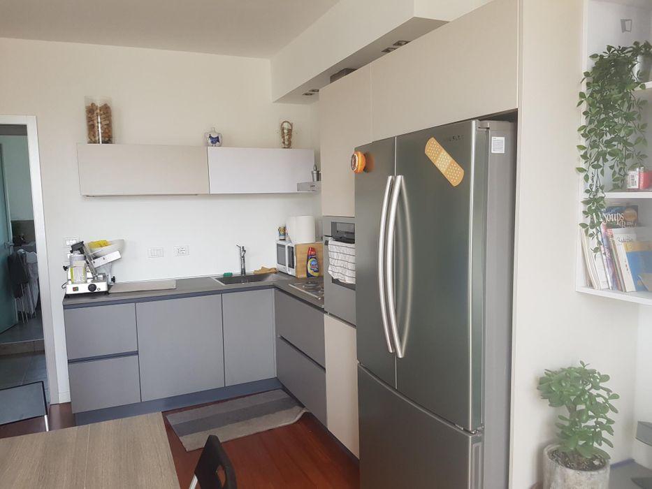 Double bedroom in a 2-bedroom house near Maciachini metro station