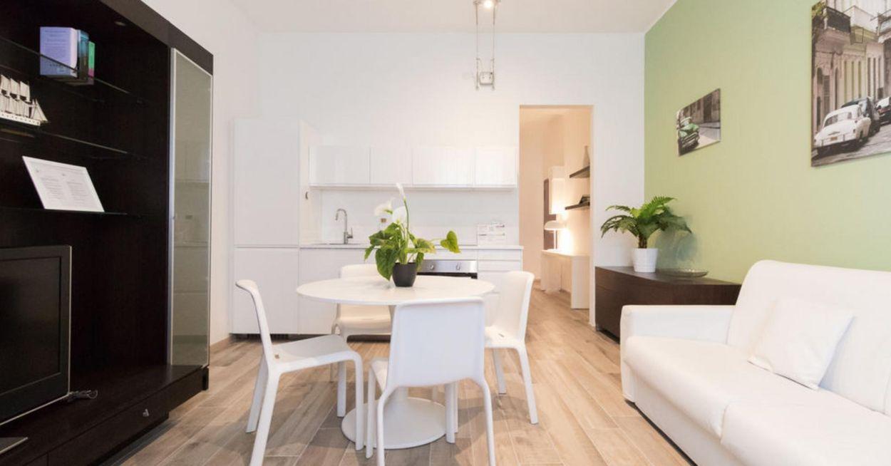 Bright 1-bedroom apartment near Università degli Studi di Milano