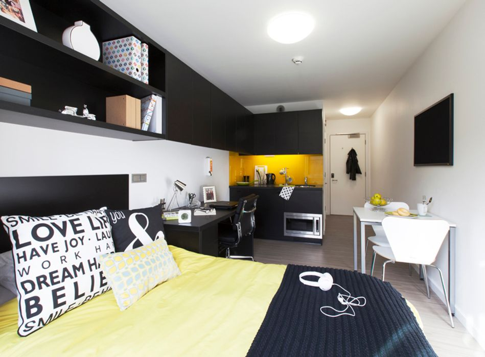 Student accommodation photo for iQ Hammersmith in Hammersmith, London