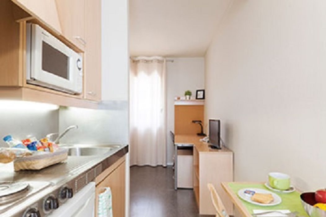Student accommodation photo for Residencia Universitaria Campus del Mar in Ciutat Vella, Barcelona