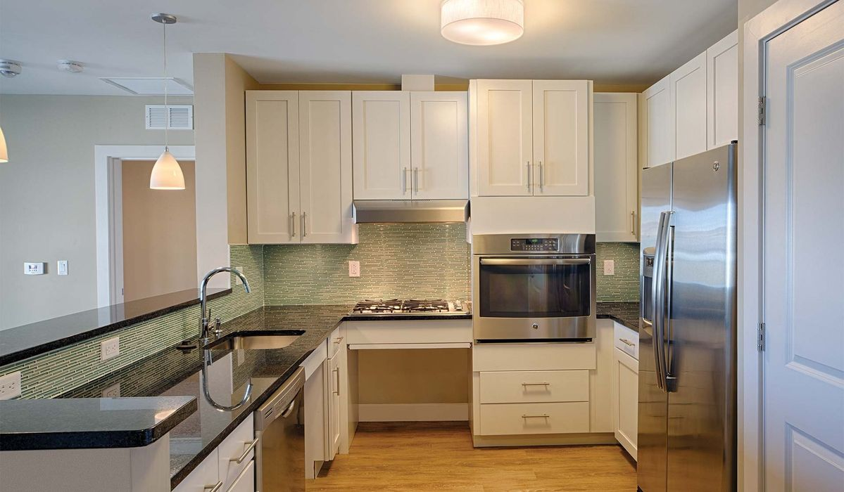 Student accommodation photo for Axiom Apartment Homes in Cambridge, Boston