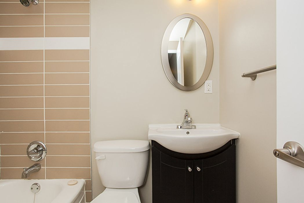 Student accommodation photo for Grandin Towers Apartments in Oliver, Edmonton