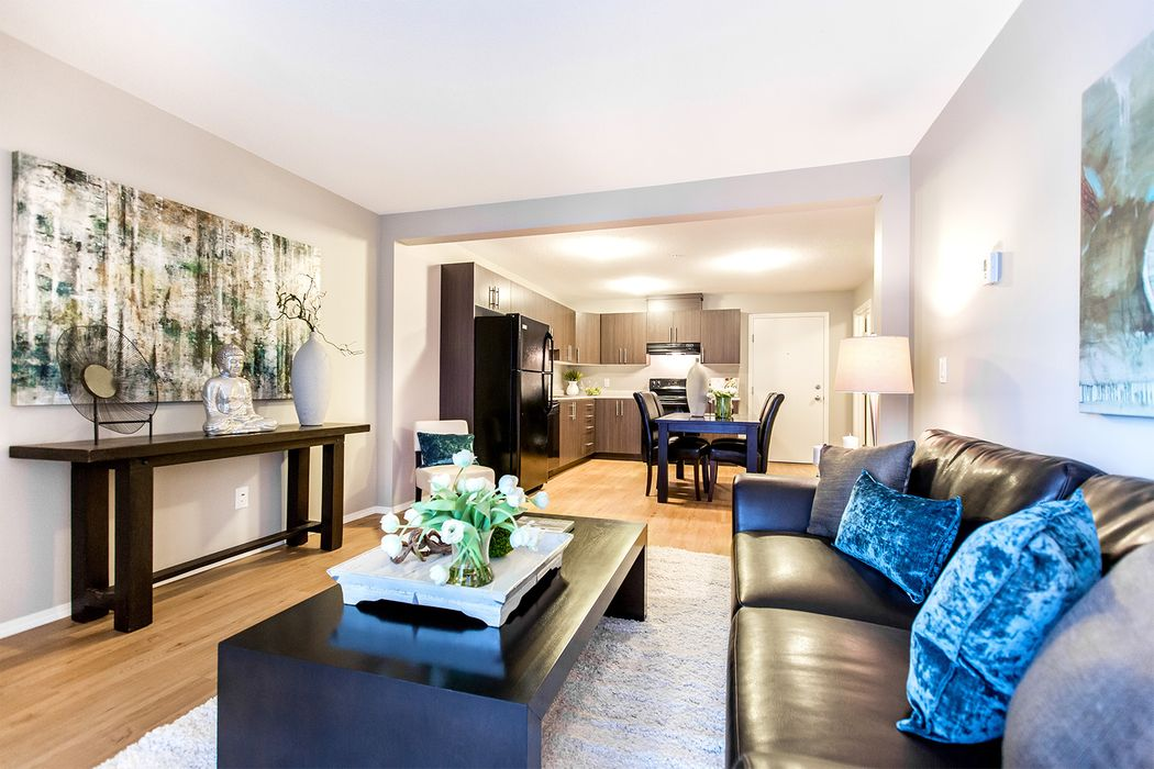 Student accommodation photo for Dansereau Apartments in Beaumont, Edmonton