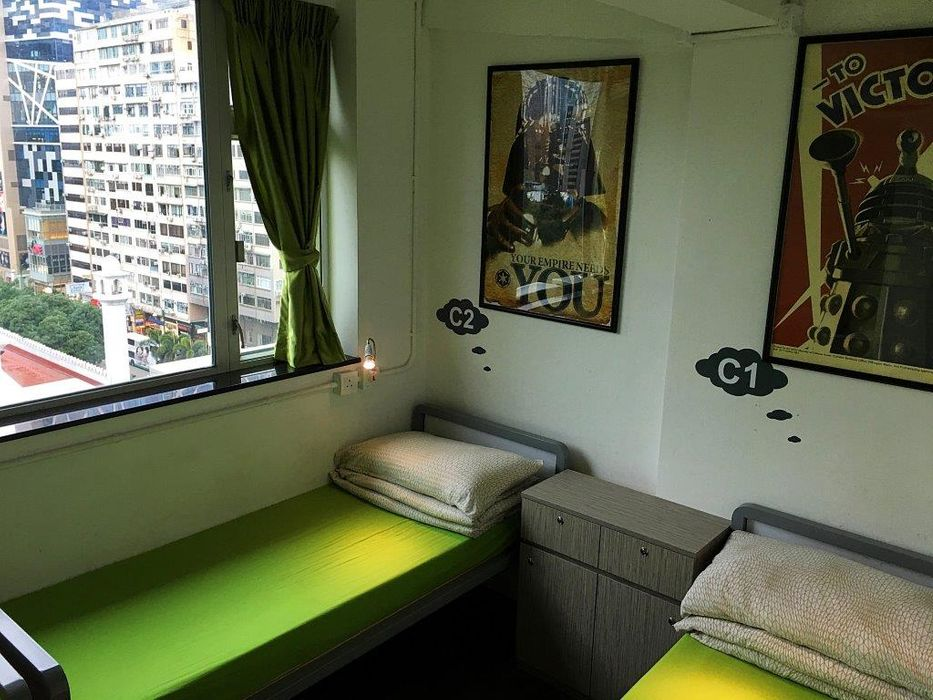 Student accommodation photo for Urban Pack Student in Tsim Sha Tsui, Hong Kong