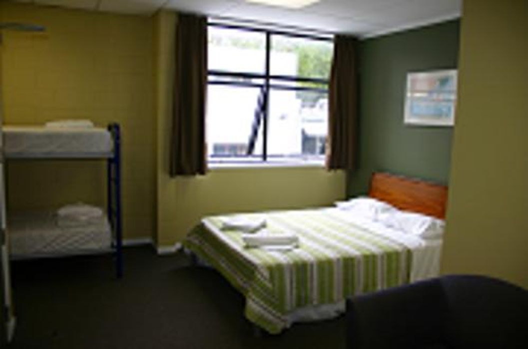 Student accommodation photo for Silverfern Backpackers in Auckland City, Auckland