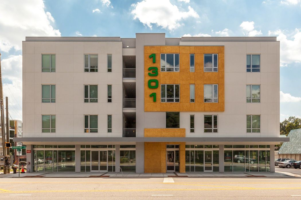 Student accommodation photo for 1301 Hillsborough in West Raleigh, Raleigh
