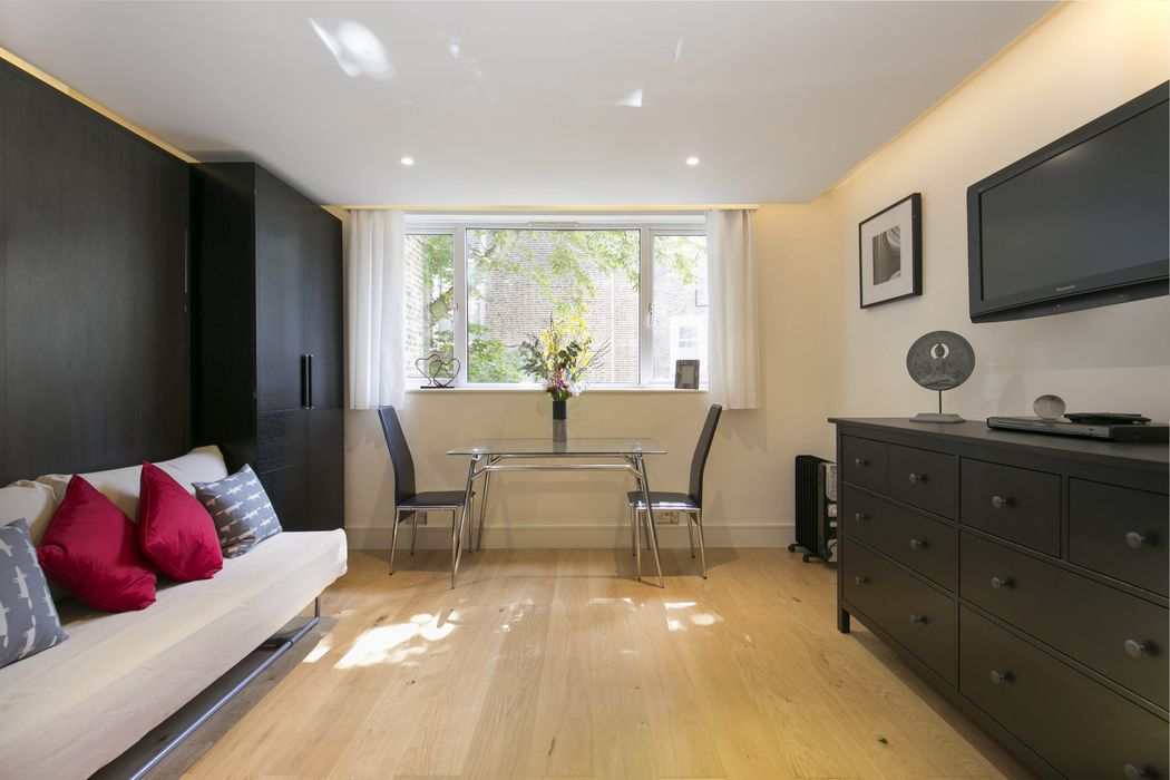 Student accommodation photo for The Armitage Hyde Park in Kensington & Chelsea, London
