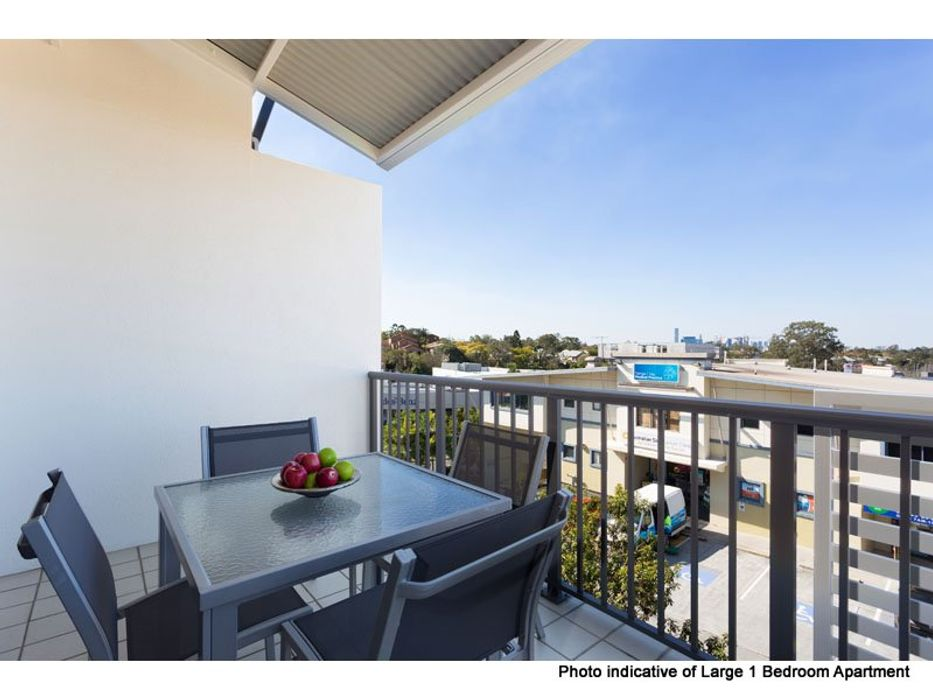 Student accommodation photo for Altitude@Taringa in St Lucia, Brisbane