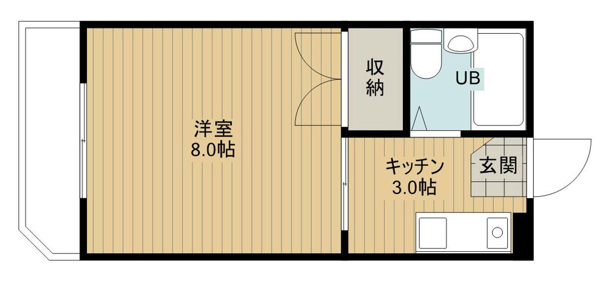 Student accommodation photo for Raffine N in South Gifu, Gifu, Gifu Prefecture