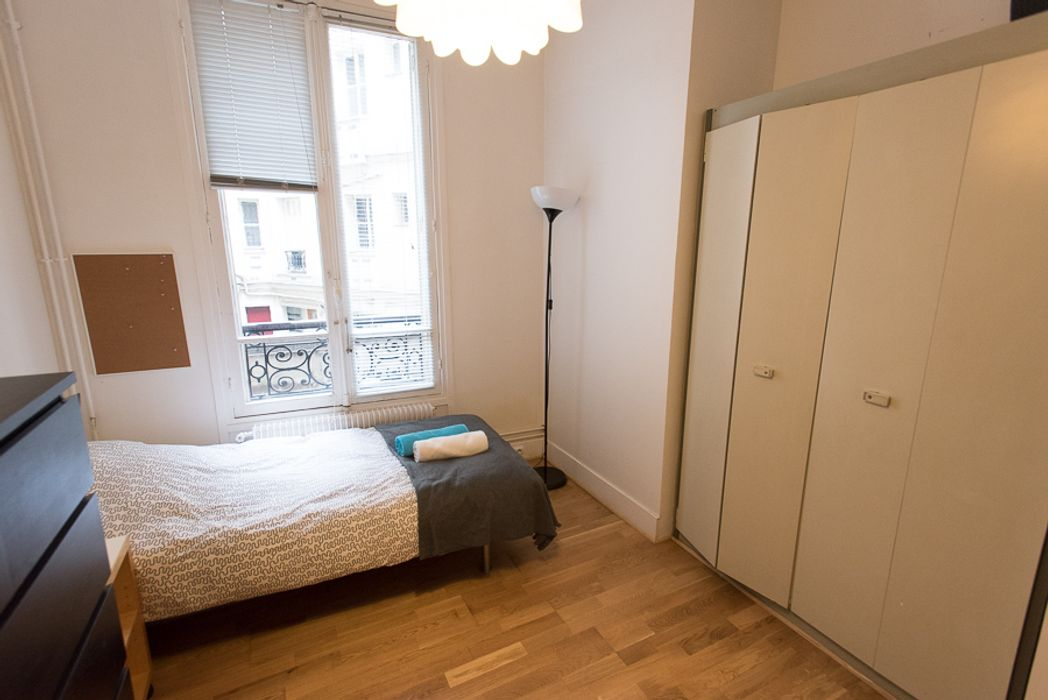 Student accommodation photo for 63 rue de Maubeuge in Montmartre, Paris