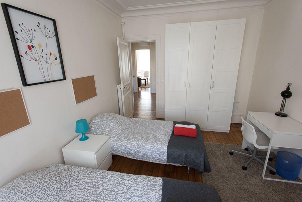 Student accommodation photo for 28 Boulevard Pereire in Etoile, Trocadéro & Auteuil, Paris