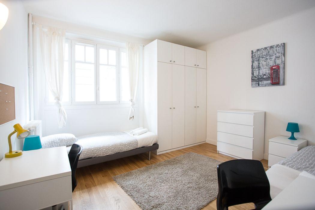 Student accommodation photo for 4 rue Louis Codet in Saint-Germain & La Sorbonne, Paris