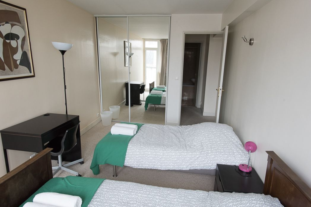 Student accommodation photo for 61 rue Erlanger in Etoile, Trocadéro & Auteuil, Paris