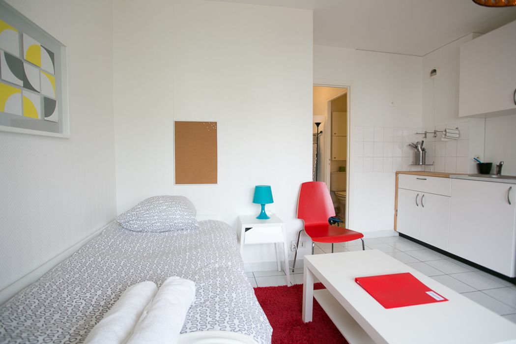 Student accommodation photo for 36 rue des Cévennes in Rive Gauche, Paris