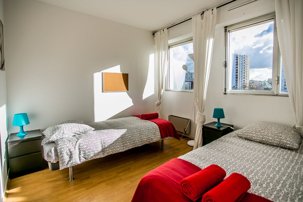 Student accommodation photo for 90 rue Castagnary in Rive Gauche, Paris