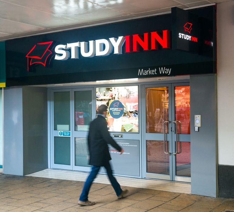 Study Inn Market Way