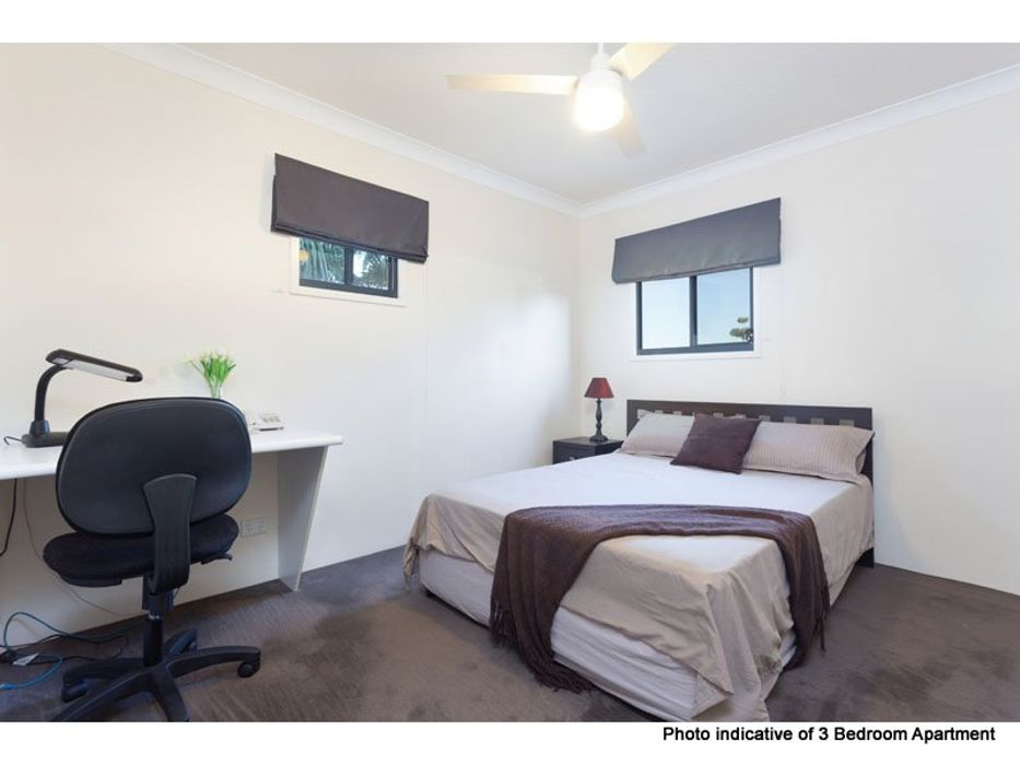 Student accommodation photo for Altitude@Taringa in St Lucia, Brisbane