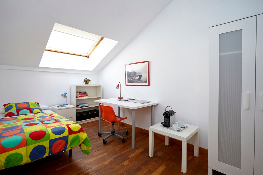 Student accommodation photo for Residencia Universitaria Palacio de Barradas in Centro, Madrid