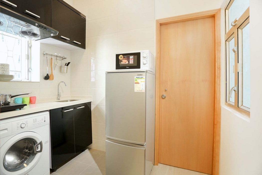 Student accommodation photo for  Contented Living 安怡居 - 228 DVRW @ Hong Kong Island in Sai Wan, Hong Kong