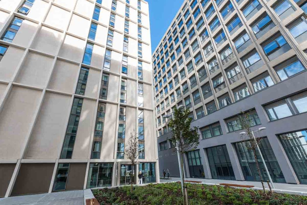 Student accommodation photo for CitySide in Leeds City Centre, Leeds