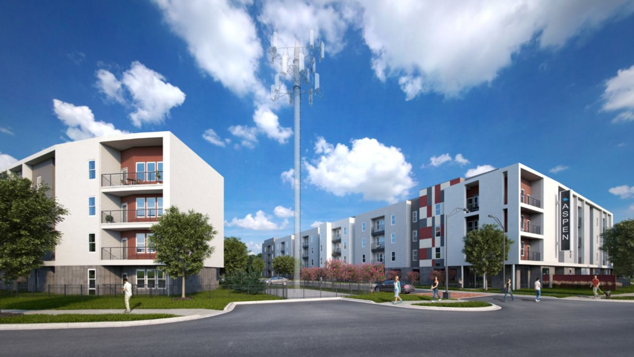 Student accommodation photo for Aspen Houston in OST/ South Union, Houston