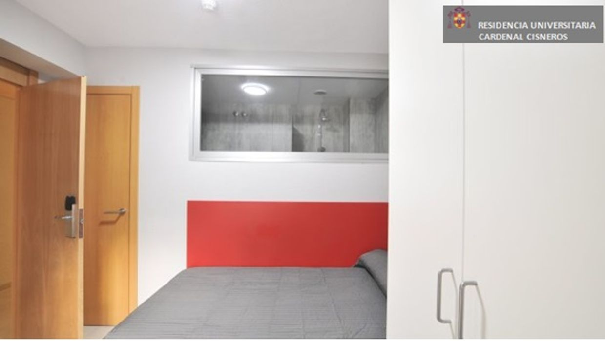 Student accommodation photo for Residencia Universitaria Cardenal Cisneros in City Central, Alcalá de Henares