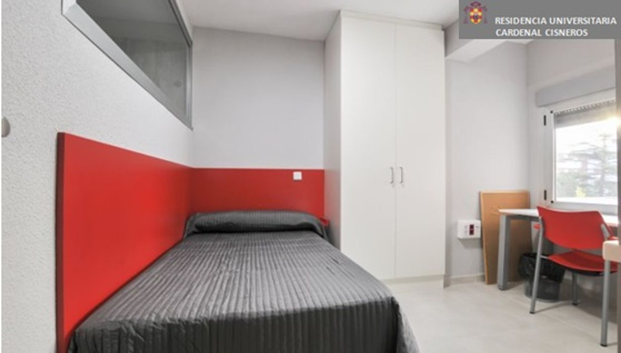 Student accommodation photo for Residencia Universitaria Cardenal Cisneros in City Central, Alcalá de Henares