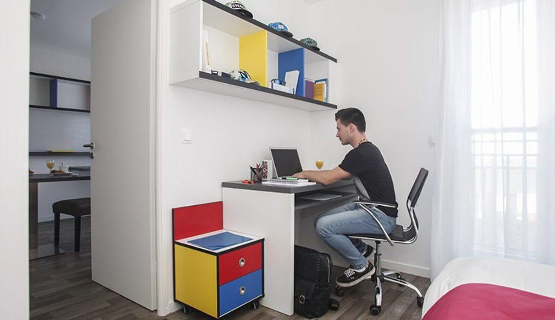 Student accommodation photo for Odalys Campus Paris Levallois in Levallois-Perret, Paris
