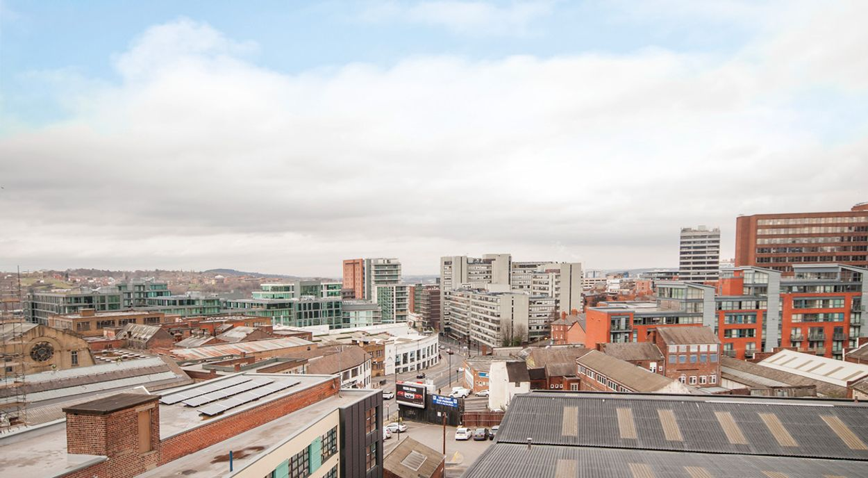 Student accommodation photo for Rockingham House in Sheffield City Centre, Sheffield