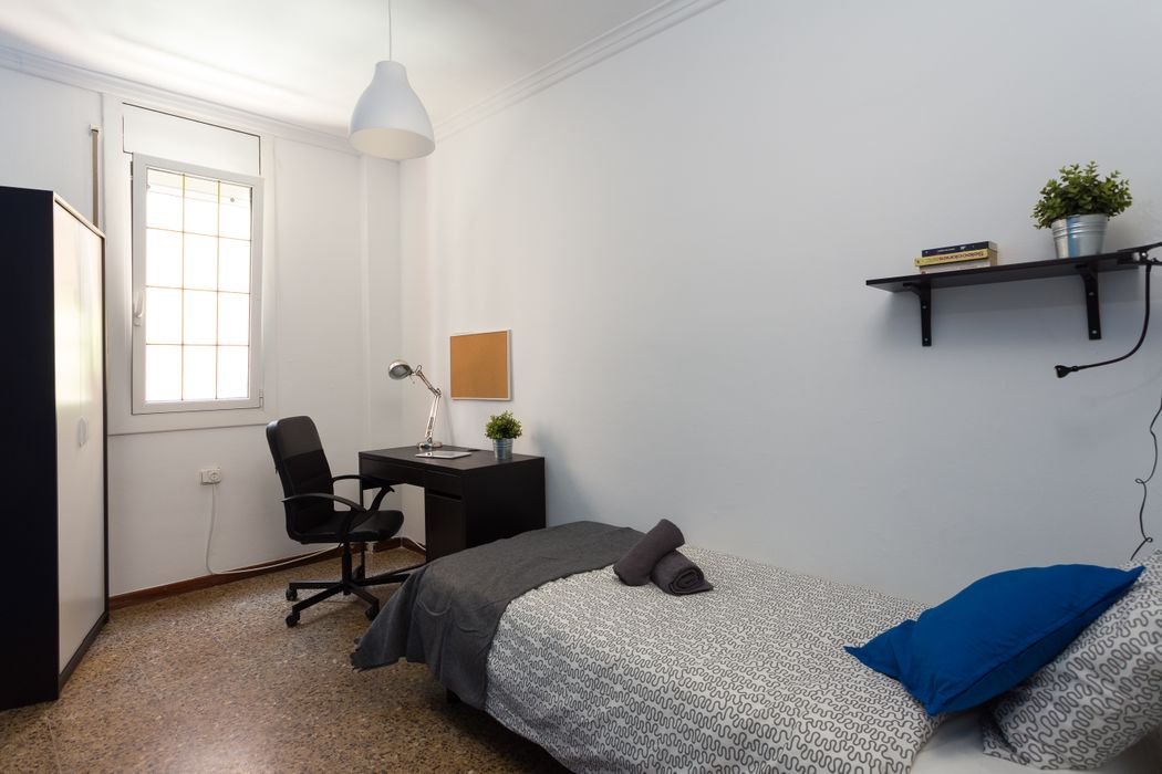 Student accommodation photo for Residencia Parallel in Ciutat Vella, Barcelona