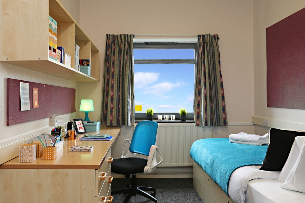 Student accommodation photo for International Hall in Bloomsbury, London