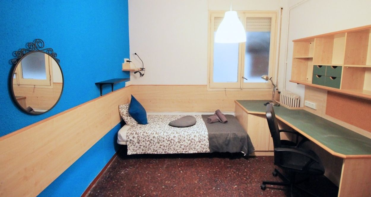 Student accommodation photo for Residencia Sagrada Familia in Eixample & Gràcia, Barcelona