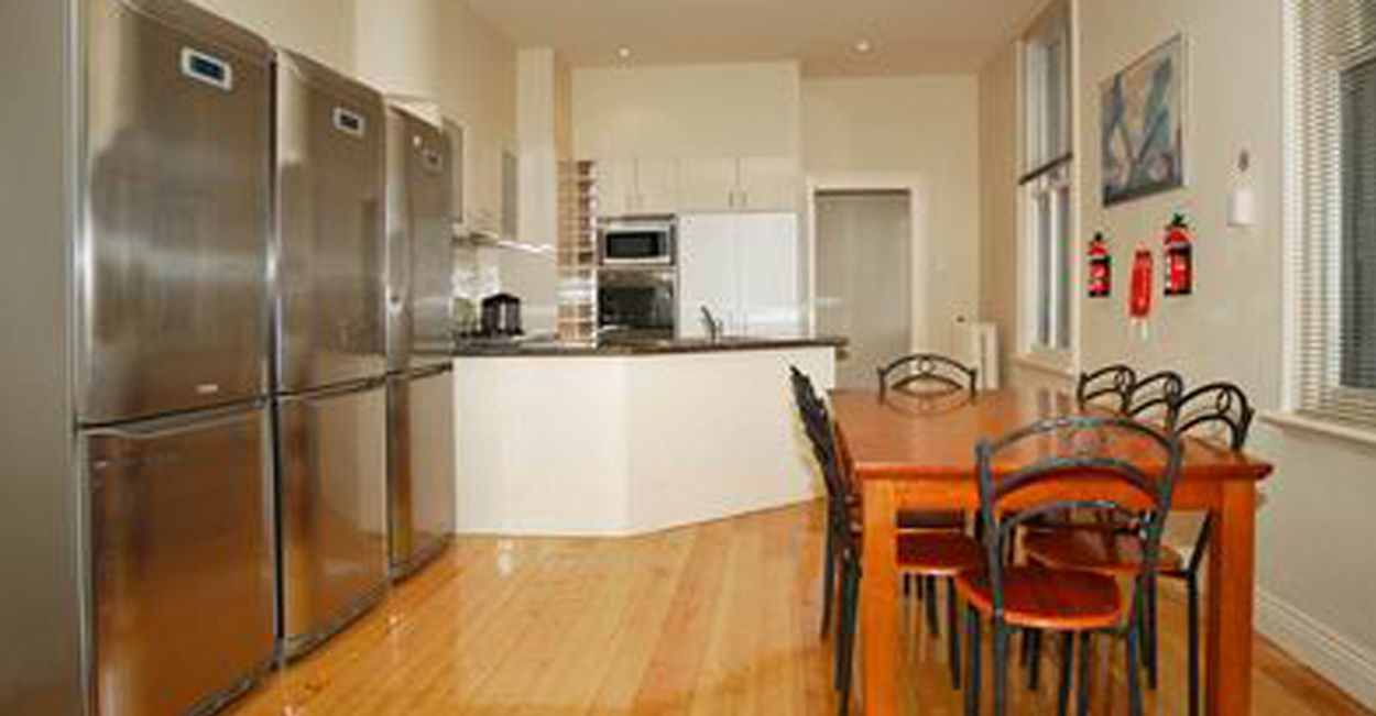 Student accommodation photo for 1 Drummond Street in Melbourne City Centre, Melbourne