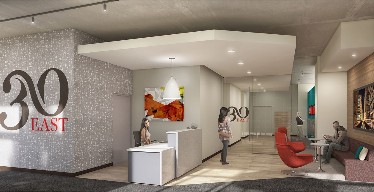Student accommodation photo for 30 East in The Loop, Chicago, IL