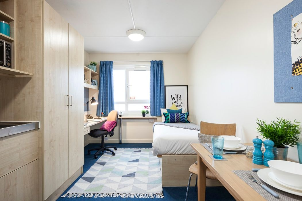 Student accommodation photo for McMillan Student Village in Greenwich, London