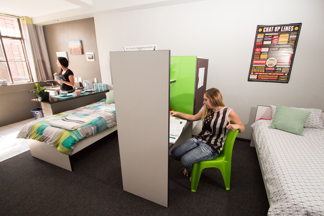 Student accommodation photo for Urban Nest in Arcadia, Pretoria