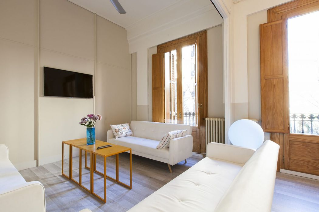 Student accommodation photo for Residencia RUSC in Eixample & Gràcia, Barcelona