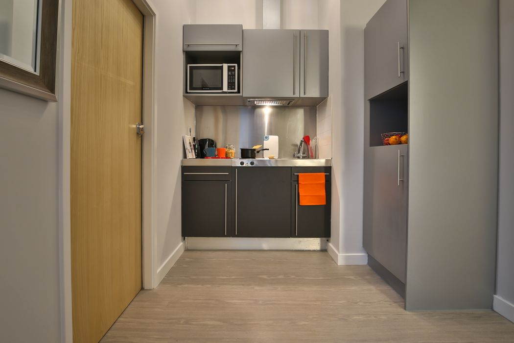 Student accommodation photo for iQ Studios 51 in Aston, Birmingham