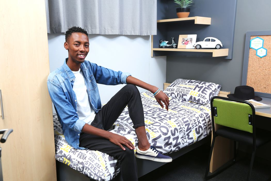 Student accommodation photo for Eastwood Village in Arcadia, Pretoria