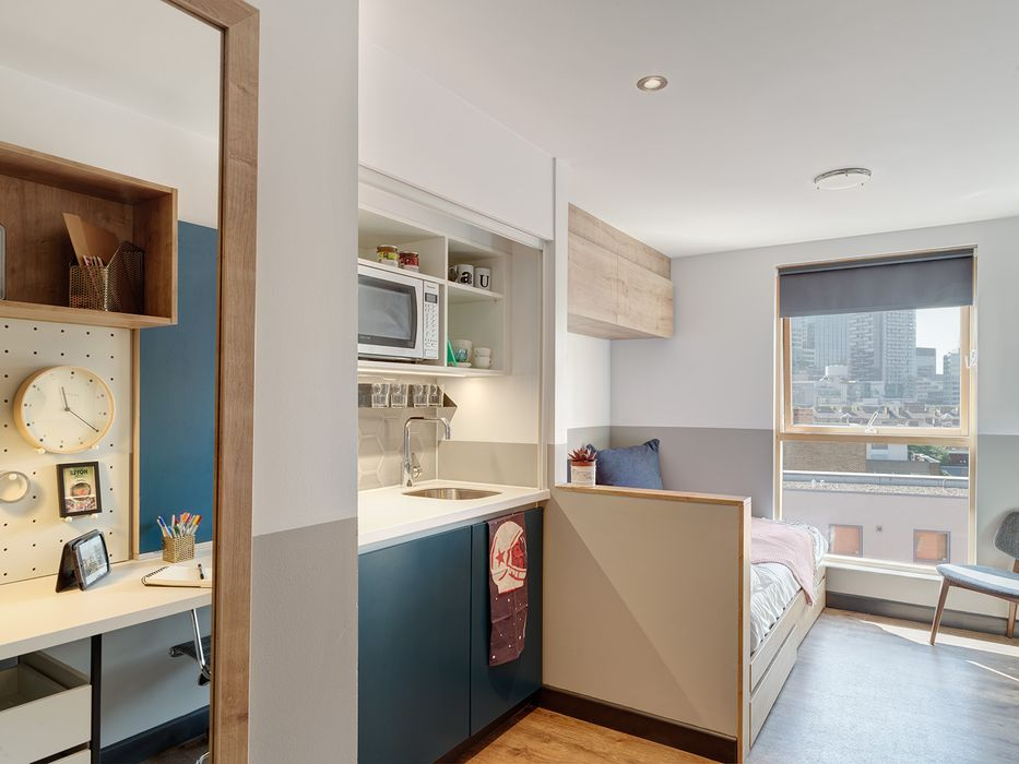 Student accommodation photo for Canto Court in Clerkenwell, London
