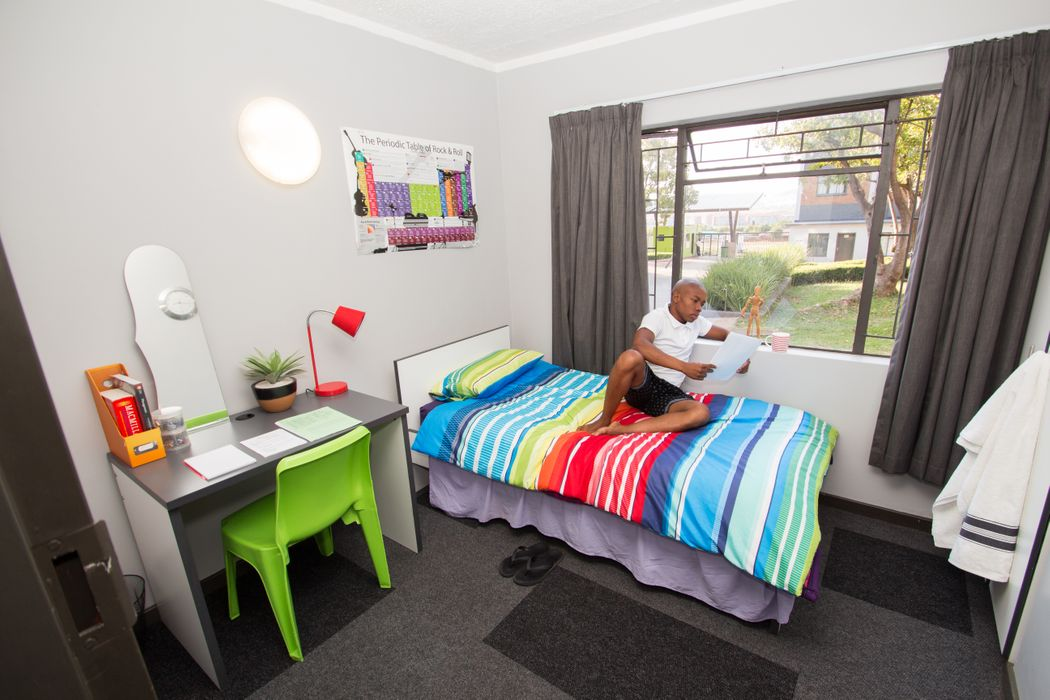 Student accommodation photo for West City in Pretoria West, Pretoria