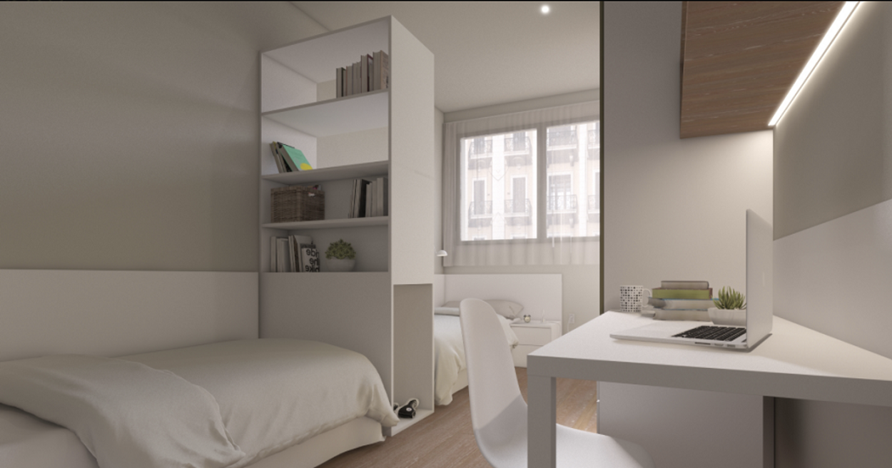 Student accommodation photo for The Loft Town in Sarrià Sant Gervasi, Barcelona