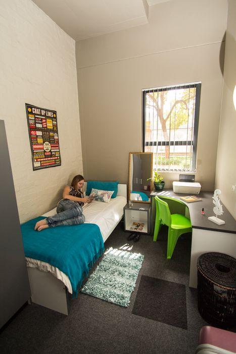 Student accommodation photo for The Fields in Doornfontein, Johannesburg
