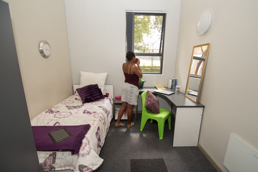 Student accommodation photo for The Fields in Doornfontein, Johannesburg