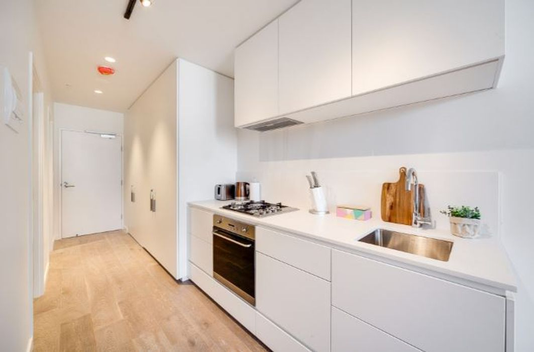 Student accommodation photo for 420 Spencer Street in Melbourne City Centre, Melbourne