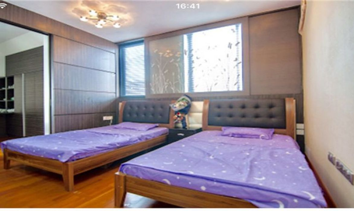 Student accommodation photo for Singapore home in Bukit Timah, Singapore