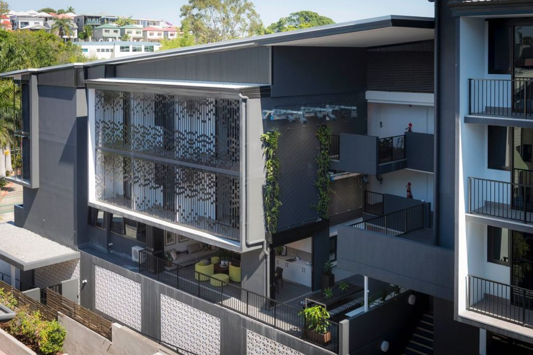 Student accommodation photo for School Street Studios in Kelvin Grove, Brisbane